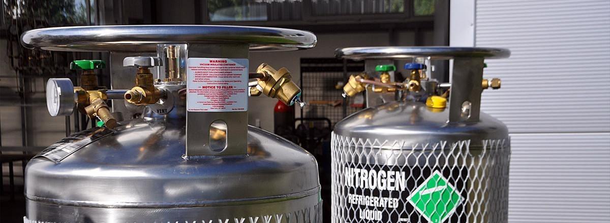 gazy przemysłowe